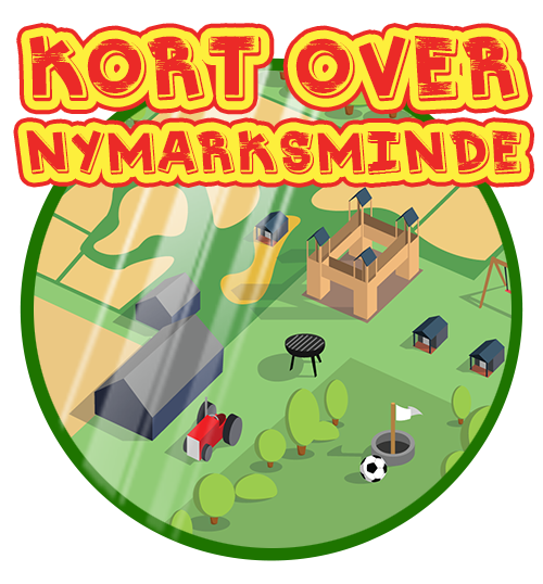 Kort over Nymarksminde