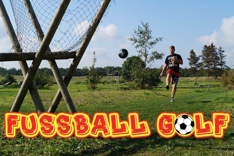 Fussballgolf Nymarksminde